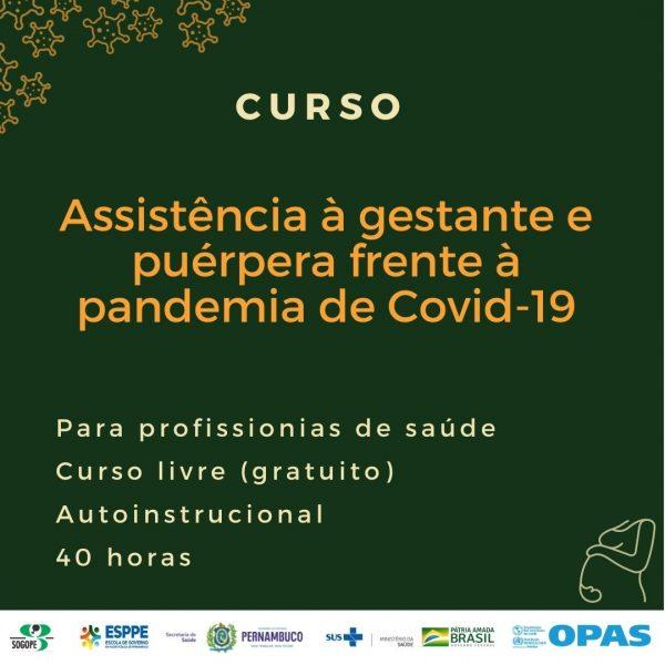 Curso ASSISTENCIA A GESTANTE E PUERPERA ... (1)